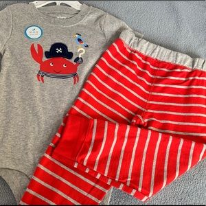 NWT Matching Set for Boys!